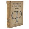 Pellicer, Carlos. Material Poético.  México: UNAM, 1962. 663 p. Segunda edición.  Edición de 2,000 ejemplares.
