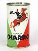 1954 Cerveza Charro Beer Flat Top Can Houston Texas 49-21