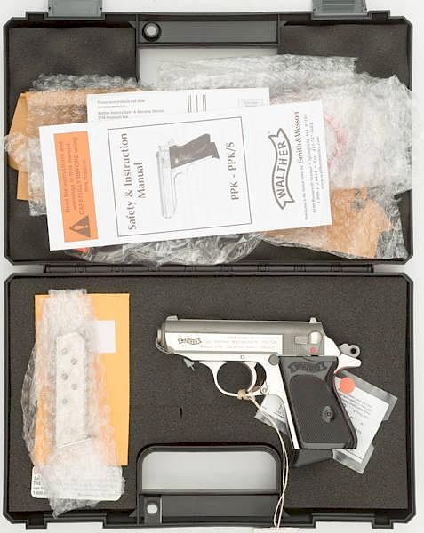 Walther PPK by Cowan's Auctions - 74687 | Bidsquare