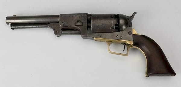 1851 colt dragoon 44 cal revolver by great gatsby s auction