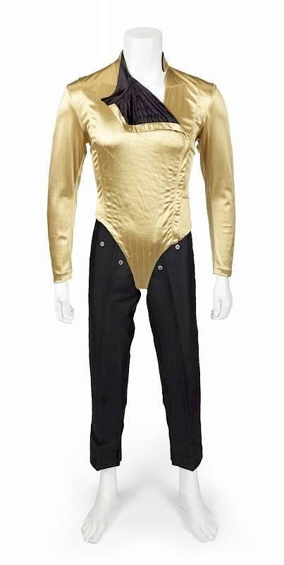 MICHAEL JACKSON DANGEROUS TOUR COSTUME by Julien's Auctions