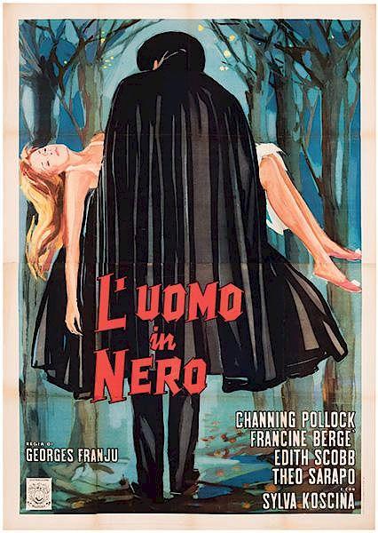 L'uomo in nero (1963) HD