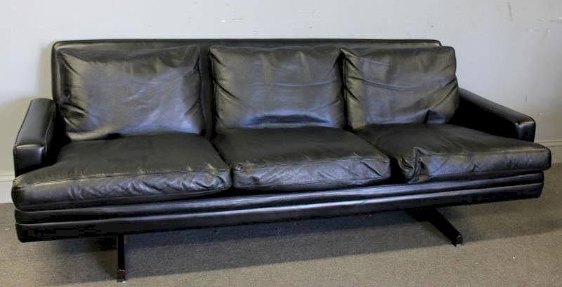 Midcentury Fredrik Kayser For Vatne Mobler Sofa By Clarke Auction