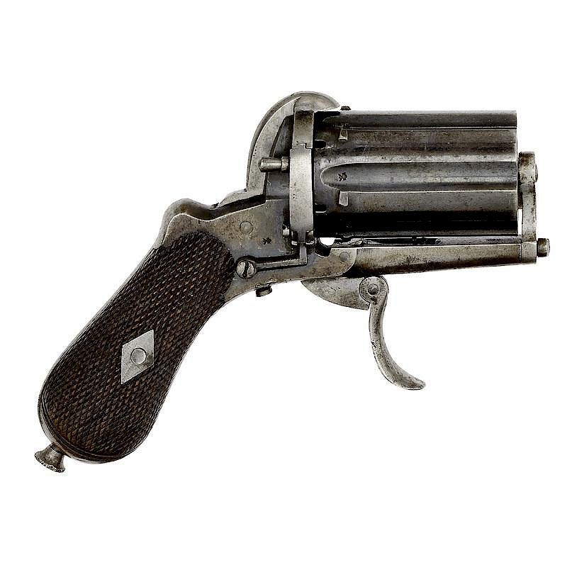 apache pinfire revolver by cowan s auctions inc bidsquare