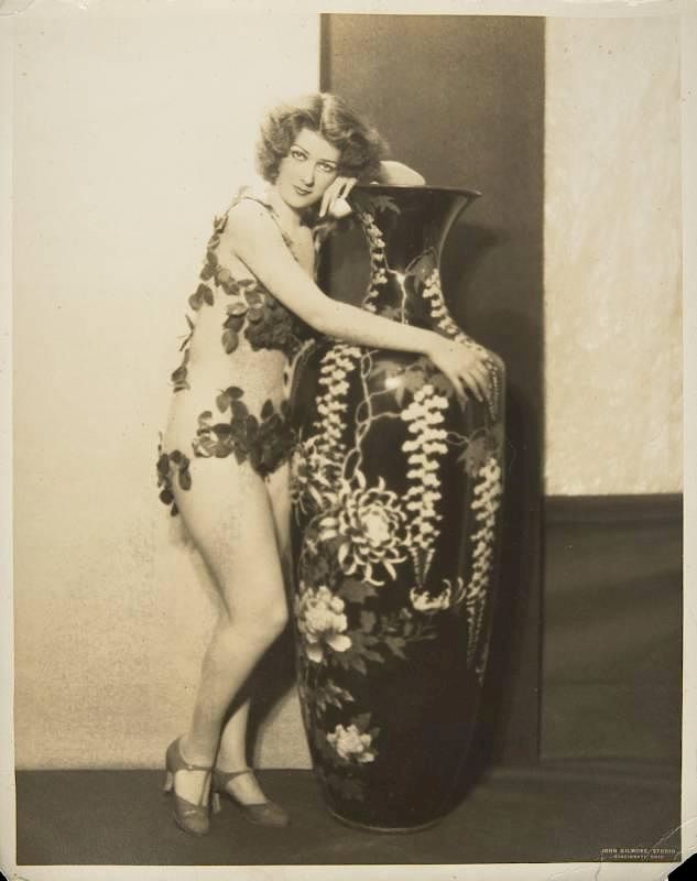 gypsy rose lee burlesque photograph by julien s auctions bidsquare
