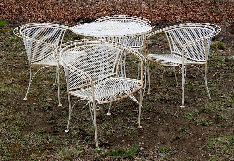 Vintage Wrought Iron Patio Chairs Off 57, Vintage Rod Iron Patio Furniture