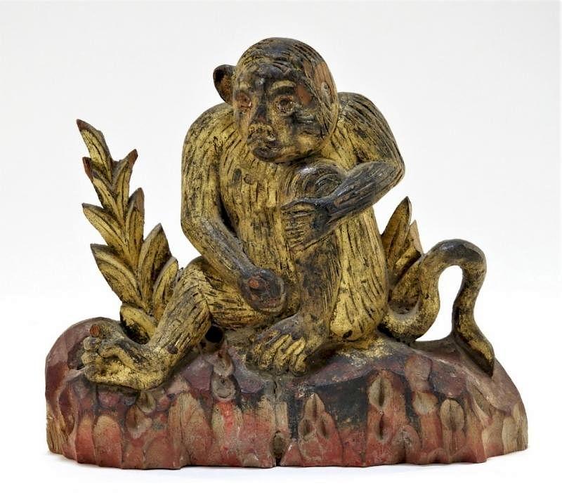Erotic monkey