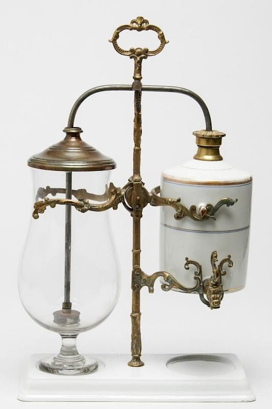Antique Victorian Coffee Condenser 19th Century By Showplace