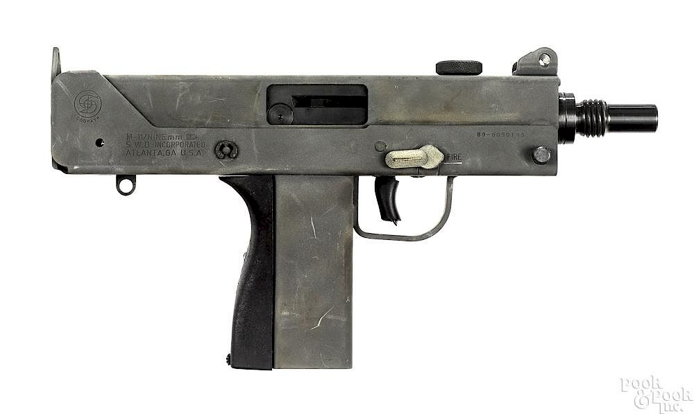 Cobray M11 semi-automatic pistol by Pook & Pook, Inc - 936583