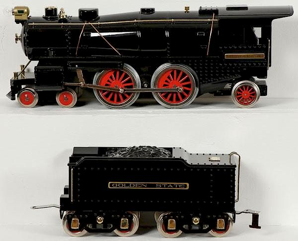 MTH STANDARD GAUGE, LATE 20TH CENTURY by Jackson's