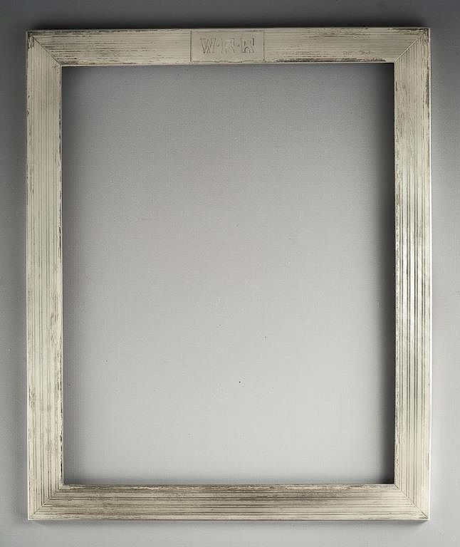 Lebkuecher & Co. Sterling Picture Frame by Cordier Auctions ...