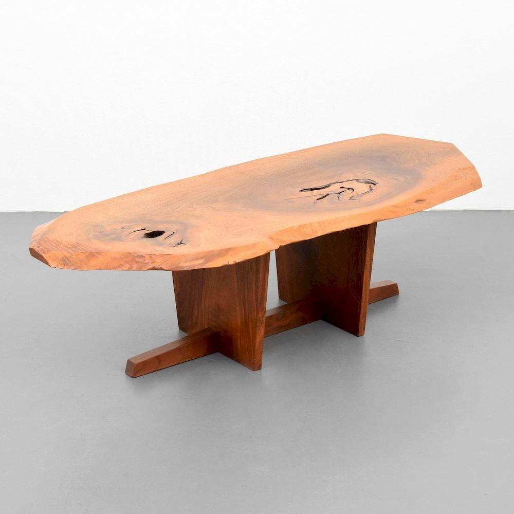 George Nakashima MINGUREN I Coffee Table By Palm Beach Modern Auctions |  Bidsquare
