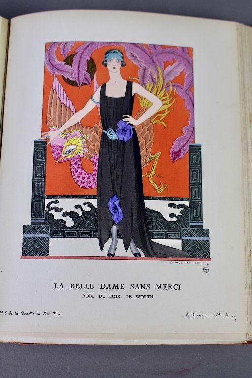 Two Volumes Le Bon Ton Dapres Guerre By A 1 Auction Llc Bidsquare