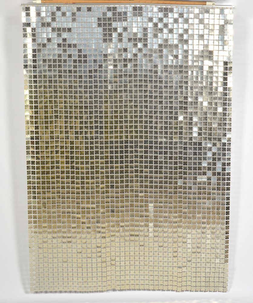 Paco Rabanne Space CurtainRoom Divider by Abington Auction Gallery