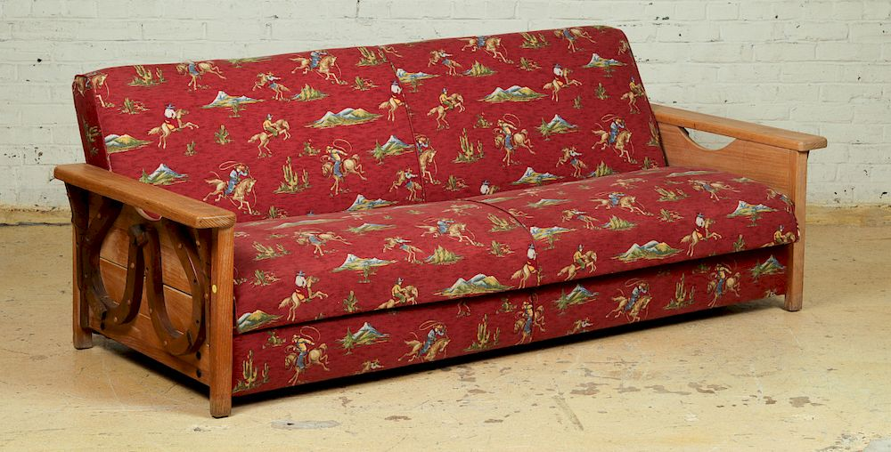 Phenomenal Mid Century Cowboy Couch By Material Culture 1130198 Camellatalisay Diy Chair Ideas Camellatalisaycom