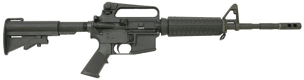 Bushmaster XM15-E2S M4 A2 Patrolman's Semi-Auto Carbine by