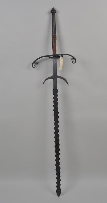 German Two-Handed Sword