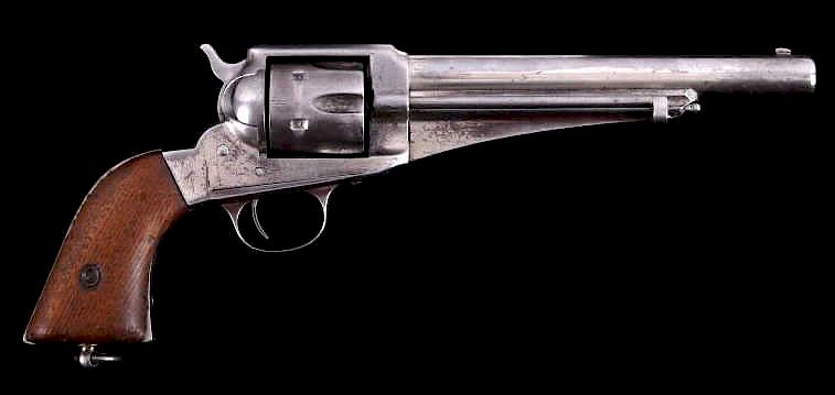 remington 1875 single action army 44 rem revolver by north american