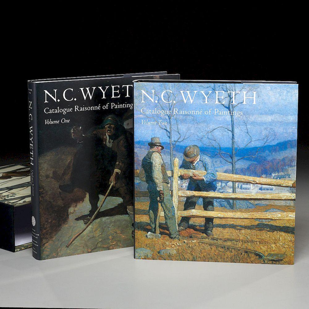 C American Art Series N Wyeth
