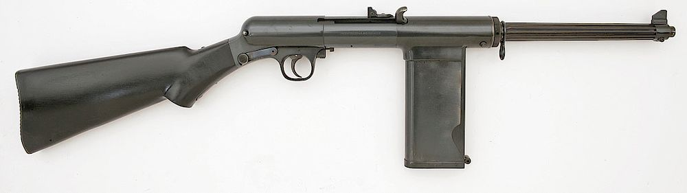 Rare Smith and Wesson Model 1940 Mark 1 Semi-Auto Light