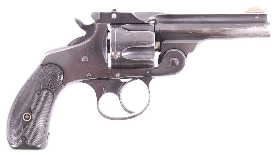 Marlin Model 1887 Top Break  38 S&W D/A Revolver by North