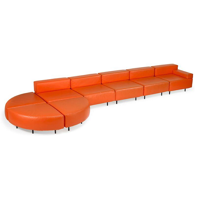 Enjoyable Harvey Probber Sectional Sofa By Rago 1262609 Bidsquare Creativecarmelina Interior Chair Design Creativecarmelinacom