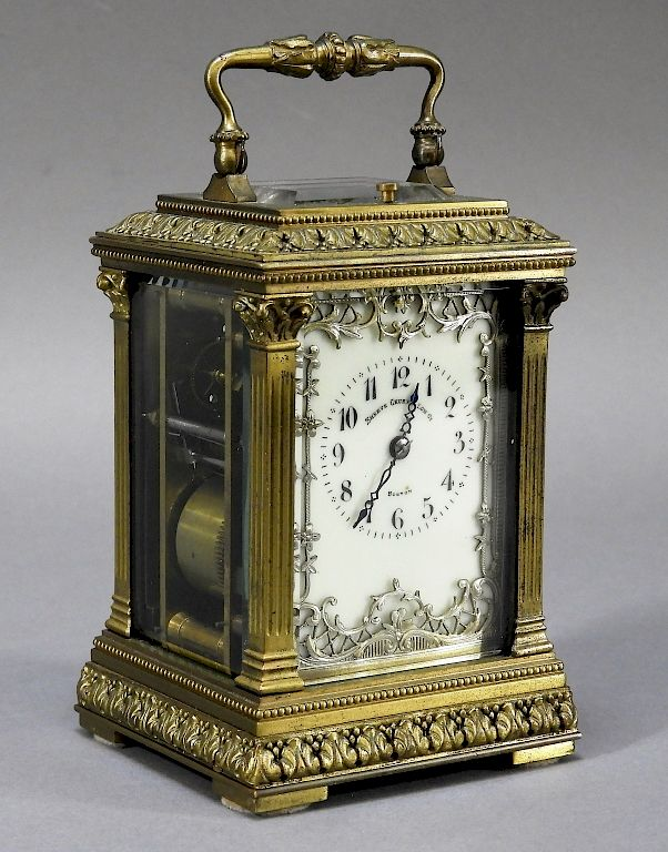 carriage clock repeater