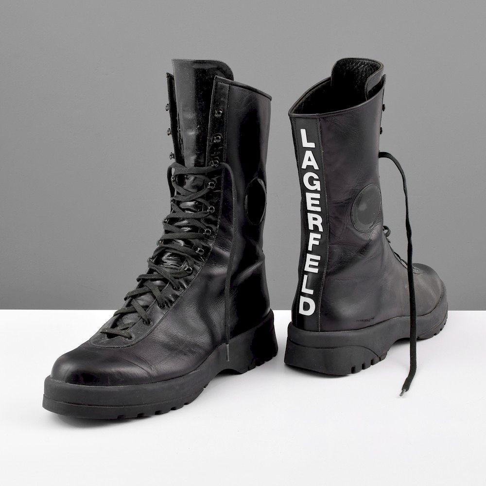 Karl Lagerfeld Men's Fashion Boots