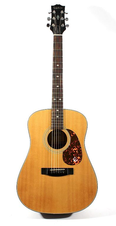 Epiphone By Gibson Acoustic Guitar By North American