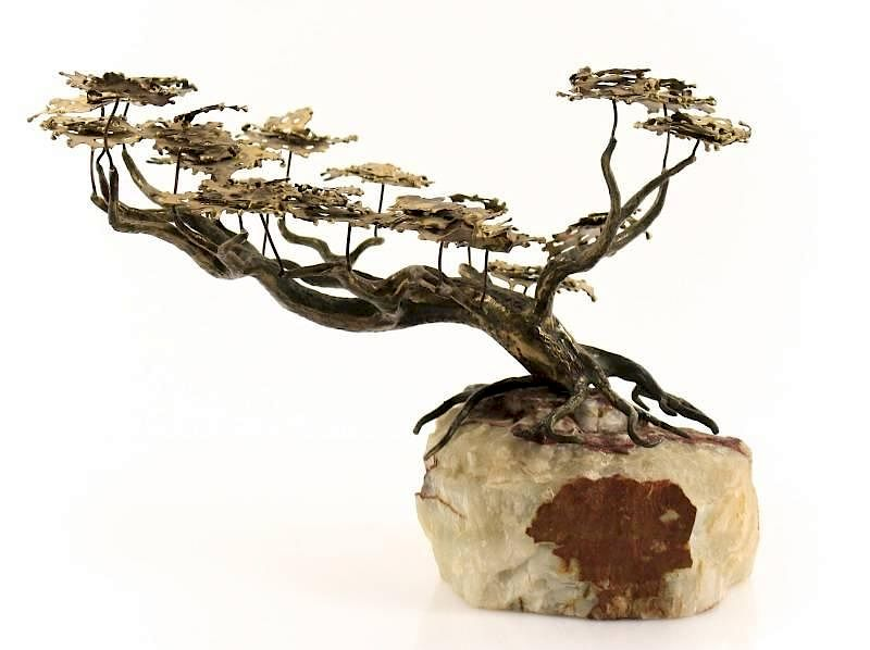 Jere For Artisan House Bonsai Tree Sculpture Sold At Auction On 2nd May Bidsquare