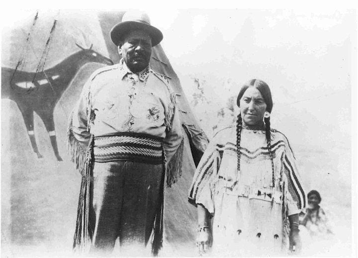 Blackfoot dating
