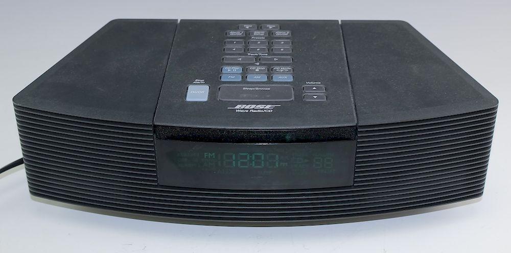 Bose Wave Music System AM/FM CD Radio AWRC1G BLACK