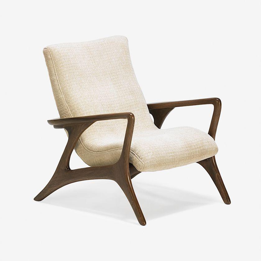 Miraculous Vladimir Kagan Contour Lounge Chair By Rago 1480435 Creativecarmelina Interior Chair Design Creativecarmelinacom