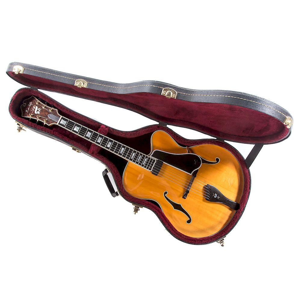 Robert Benedetto Limelite Jazz Guitar
