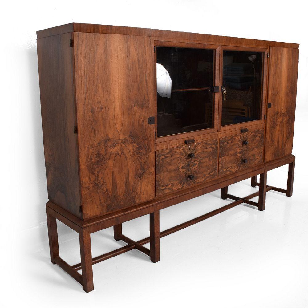 foto de Bruno Paul Rosewood Cabinet Deutsche for WerkstÌÎ_tten Hellerau ...
