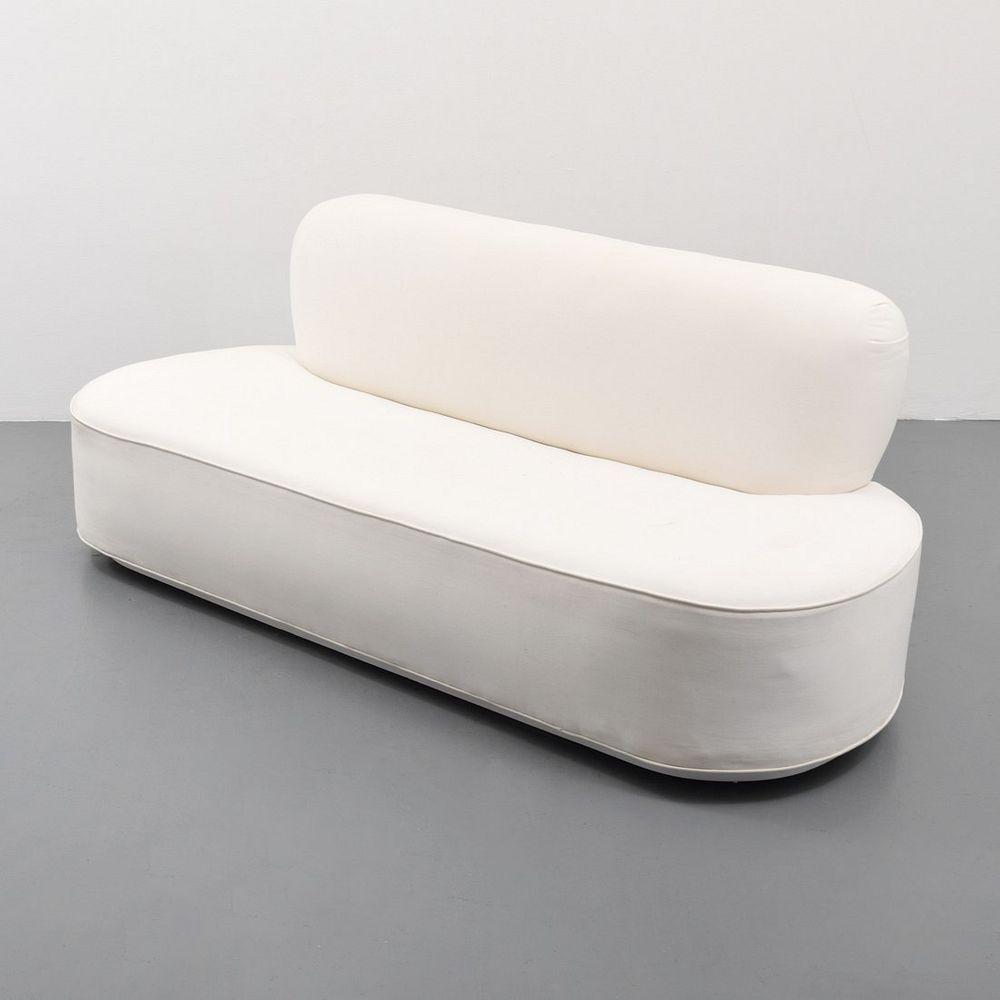 Vladimir Kagan Sofa By Palm Beach