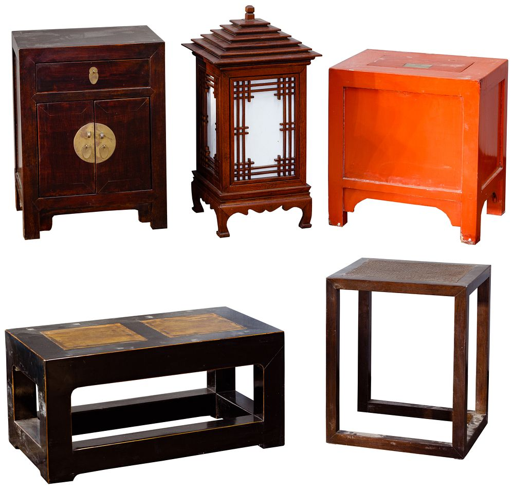Office furniture and asian style