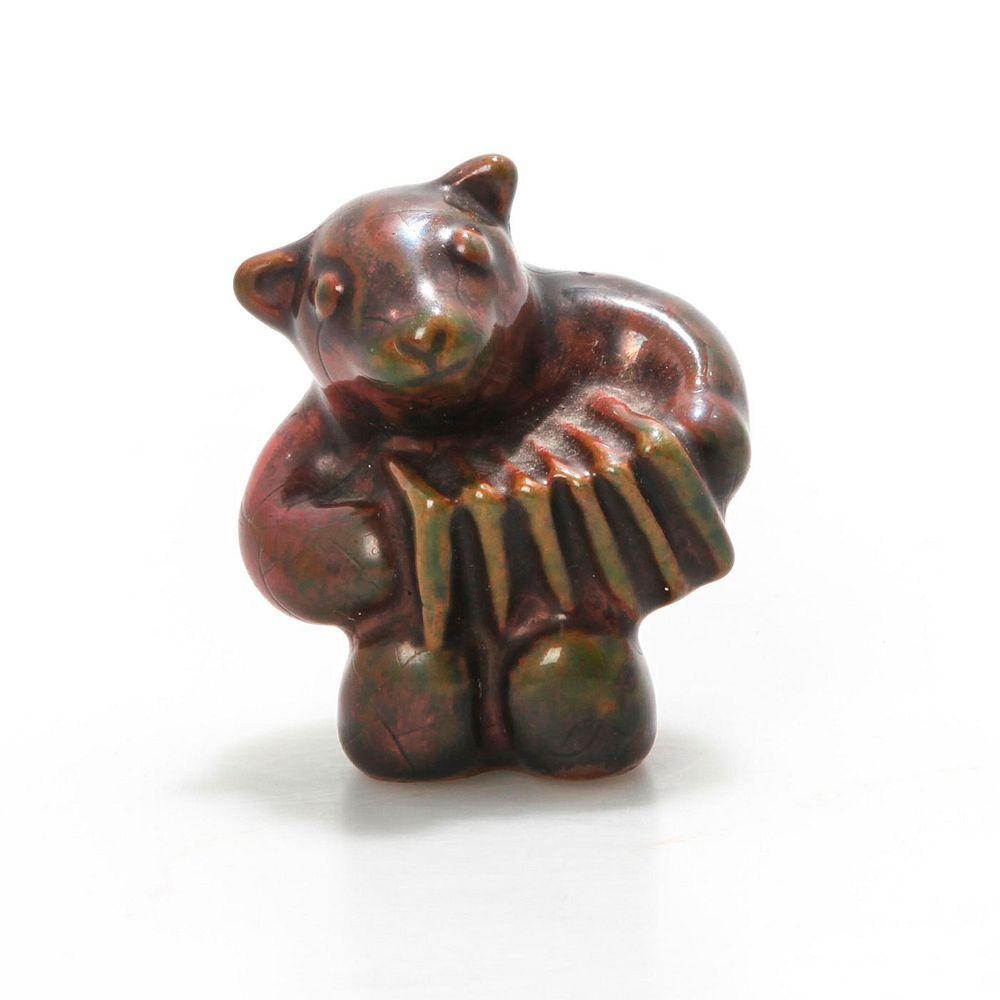 Vintage Ceramic Bear Figurine Lot