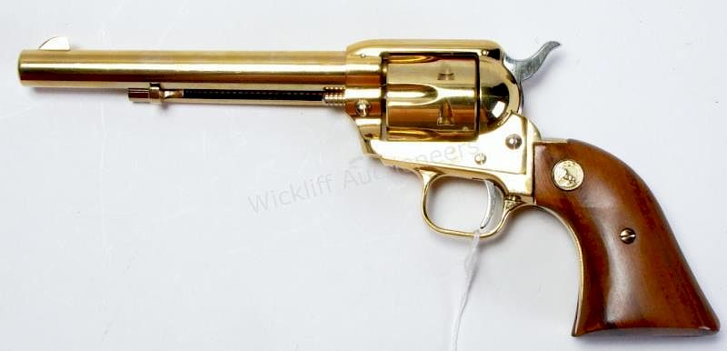 frontier scout colt revolver
