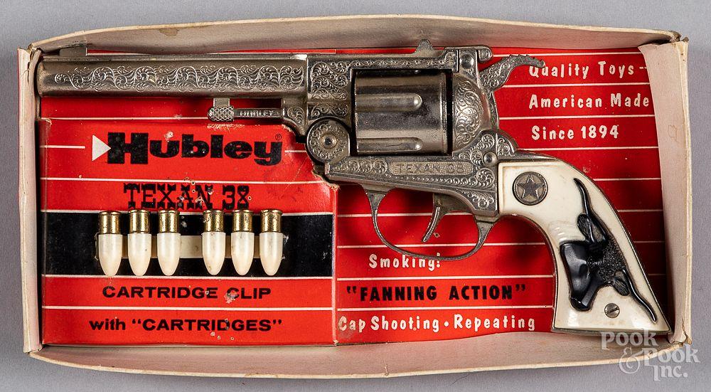 Hubley 1958 Comic and Cap Gun Catalog