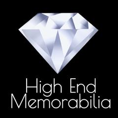 High End Memorabilia