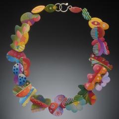 Smithsonian Craft Show - Bonnie Bishoff & J.M. Syron