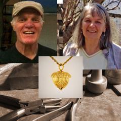 Smithsonian Craft Show - Stephen & Tamberlaine Zeh